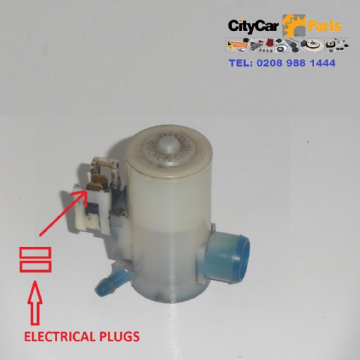 HONDA CIVIC MODELS FROM 2001 TO 2003 FRONT AND REAR WINDSCREEN WASHER PUMP